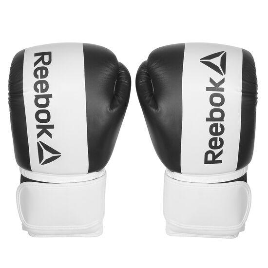 Reebok - 396 g Gloves Mens PU Black/White B79392