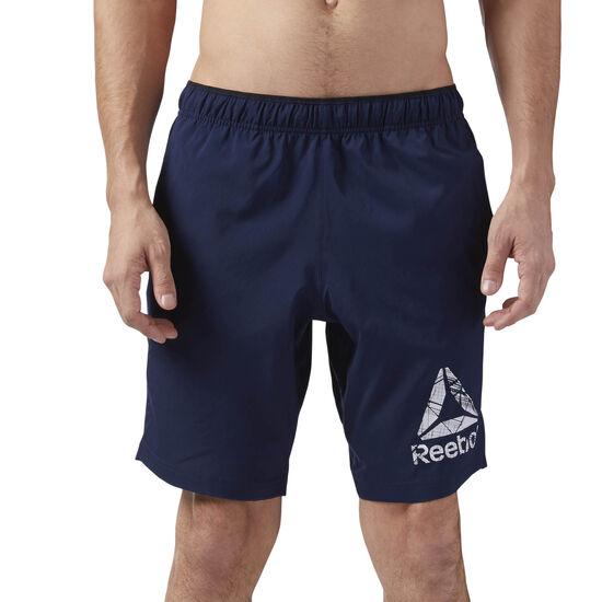 Reebok - Workout Shorts Collegiate Navy CE3866
