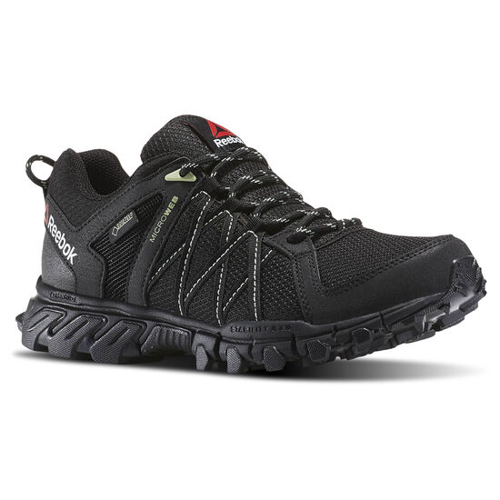 Reebok - Trailgrip RS 5.0 GTX Black/Aloe Green BD4156
