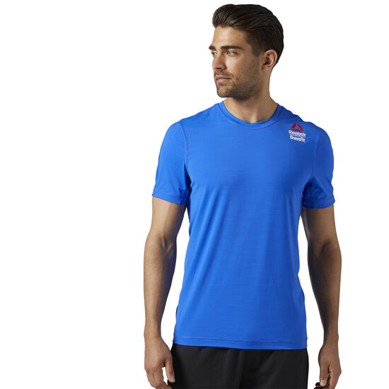 Reebok - Reebok CrossFit Games ACTIVCHILL Tee Vital Blue CE2919