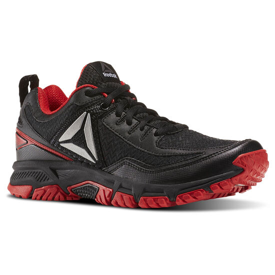 Reebok - Ridgerider Trail 2.0 Black/Primal Red/Silver BD2246