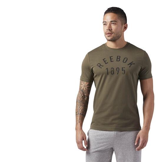 Reebok - 1895 Workout T-Shirt Army Green CF3885