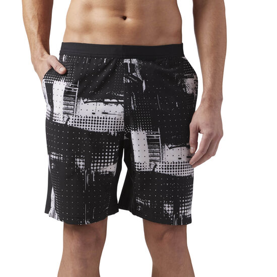 Reebok - Speedwick Speed Shorts - Geocast Black CD5197