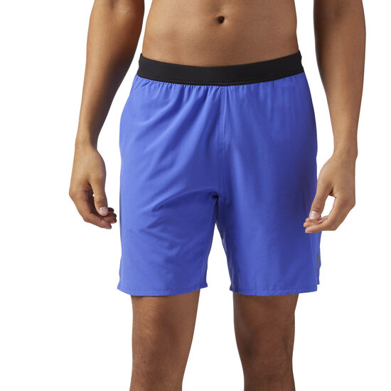 Reebok - Reebok CrossFit Super Nasty Speed II Board Short Acid Blue CD4520