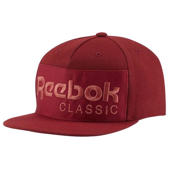 Reebok - Classics Foundation Hat Rich Magma/Clay Tint CV8657