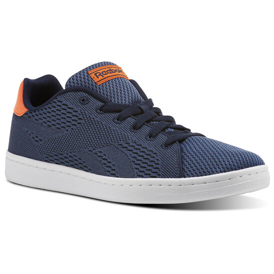 Reebok - Reebok Royal Complete Clean 2 PX Collegiate Navy/Washed Blue/Bright Lava/White CN0462