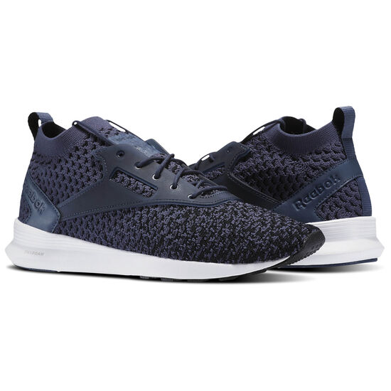 Reebok - Zoku Runner Ultraknit Fade Smoky Indigo/Black/White BS6303