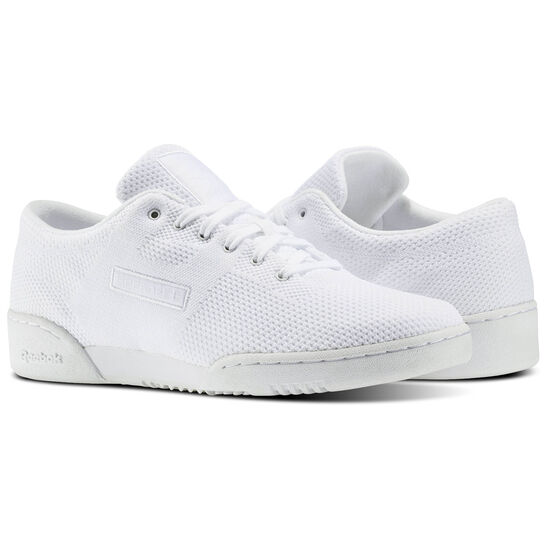 Reebok - Workout Clean Ultraknit White/Meteor Grey BS9108