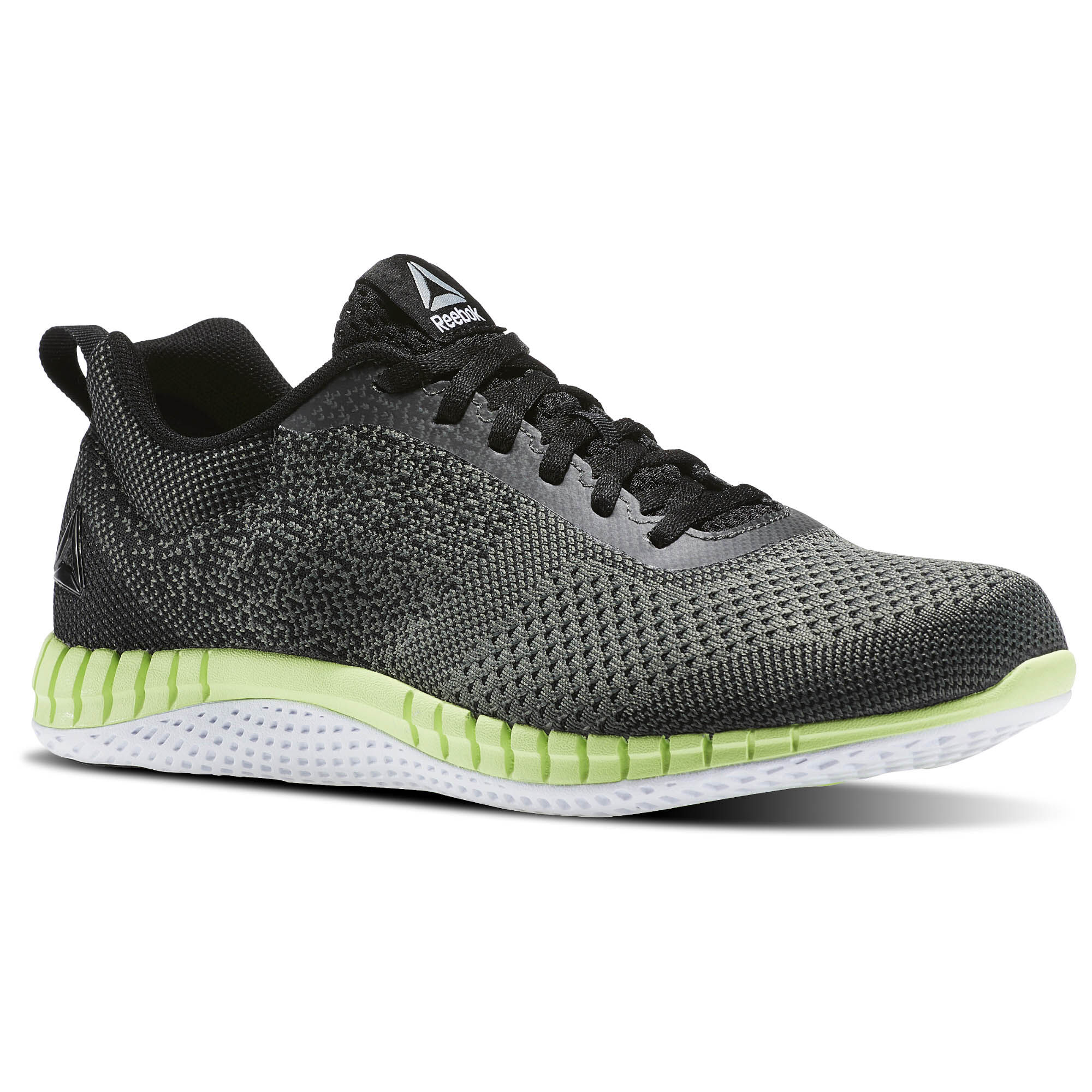 Reebok Z Rated Print Run Shoes Black