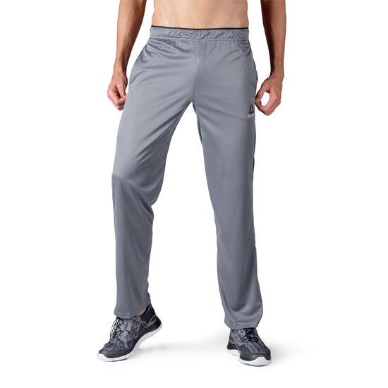 Reebok - Workout Ready Knitted Open Hem Pants Alloy BK3122