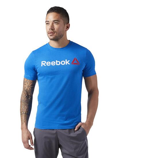 Reebok - QQR- Reebok Linear Read Blue Sport CW5374