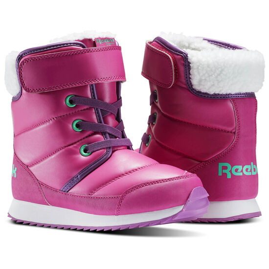 Reebok - Snow Prime Charged Pink/Aubergine/Bright Emerald BS7779