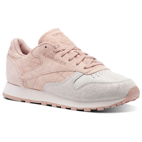 Reebok - Clasic Leather NBK Pale Pink/Chalk Pink BS9863