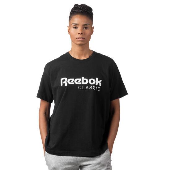 Reebok - Elevated Tee Black CY8334