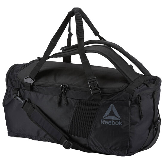 Reebok - Convertible Grip Bag Black CF7472