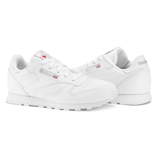 Reebok - Classic Leather - Children White 50172