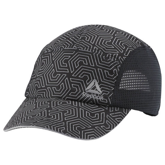 Reebok - Run Perfect Graphic Hat Black CW1612