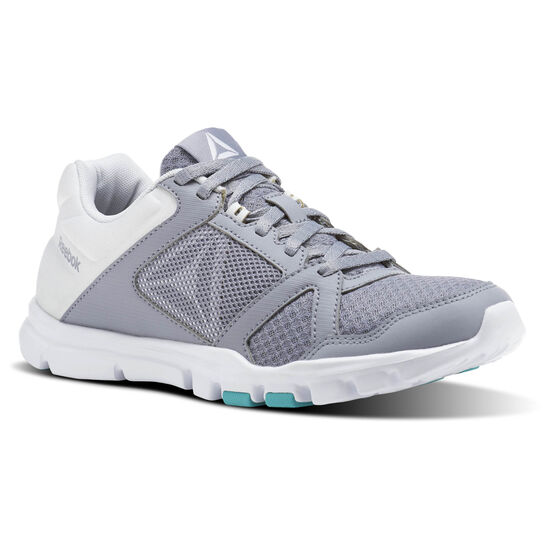 Reebok - Yourflex Trainette 10 MT Cool Shadow/White/Solid Teal CN1252