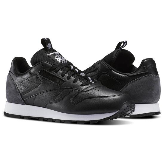 Reebok - Classic Leather IT Black/Coal/White BS6210