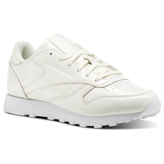 Reebok - Classic Leather PATENT White CN0770