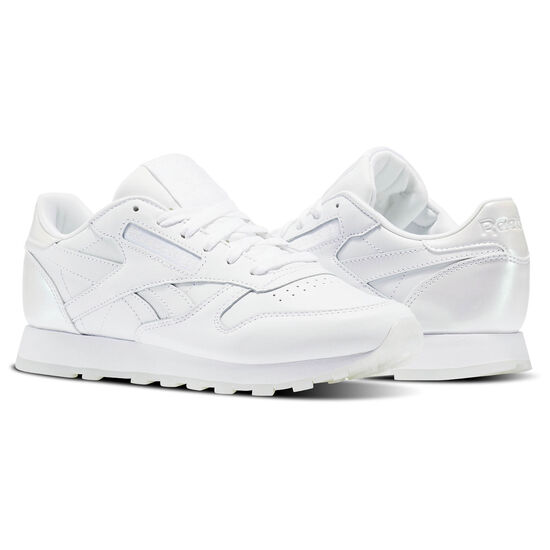Reebok - Classic Leather Melted Metals Pearl-White/White/Ice BD5807