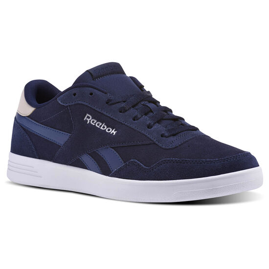 Reebok - Reebok Royal Techque T Collegiate Navy/Washed Blue/Stucco/Silver CN0465