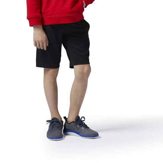 Reebok - Boys Essentials Board Short Black/Black BQ9847