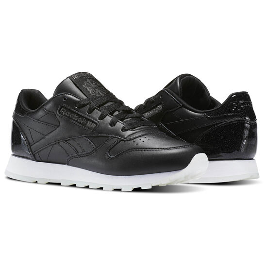 Reebok - Classic Leather Melted Metals Pearl-Black/White/Ice BD5806