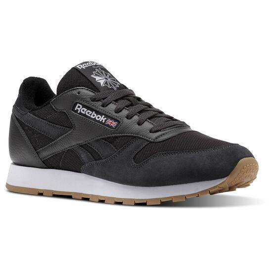Reebok - Classic Leather ESTL Coal/White BS9719