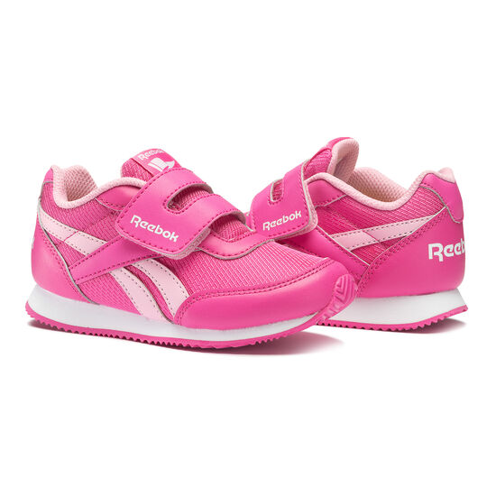 Reebok - Reebok Royal Classic Jogger Charged Pink/Charming Pink/White BS8723