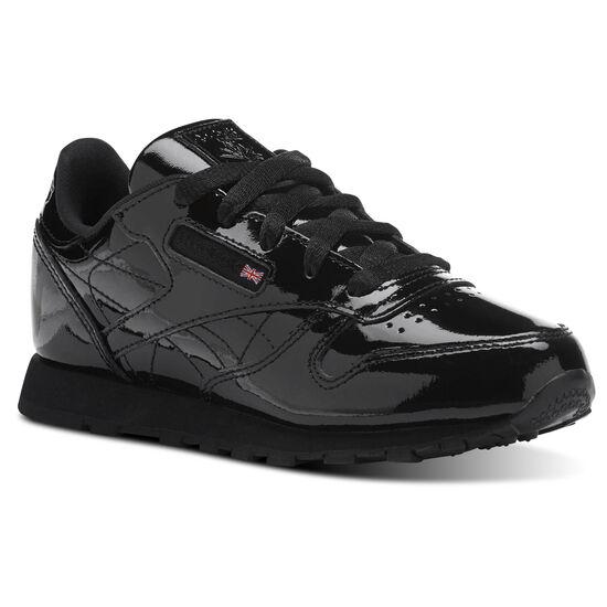 Reebok - Classic Leather Patent Black CN2069
