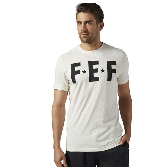 Reebok - Reebok CrossFit F.E.F. Graphic Tee Non-Dyed BR0846