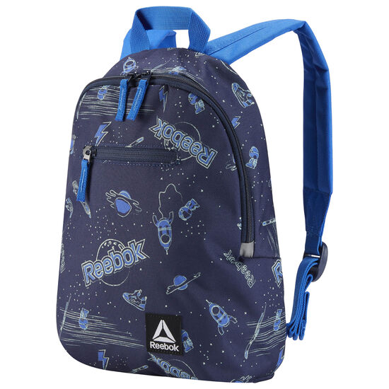 Reebok - Kid's BTS Graphic Backpack Collegiate Navy BP9573