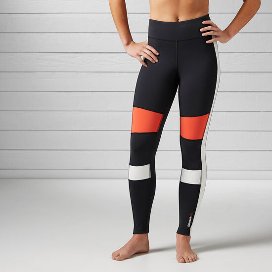 Reebok - Speedwick Colour Block Legging Black B45921