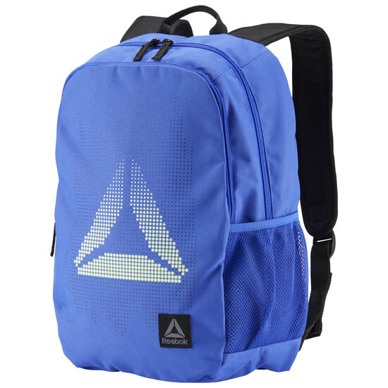 Reebok - Kids Foundation Backpack Acid Blue CE4272