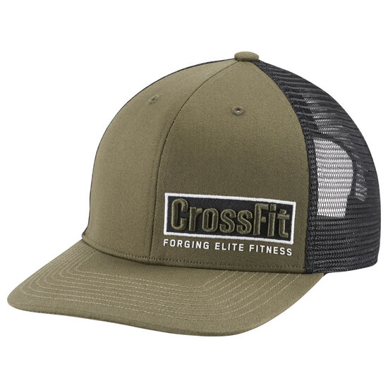 Reebok - Reebok CrossFit Lifestyle Cap Army Green CD7280