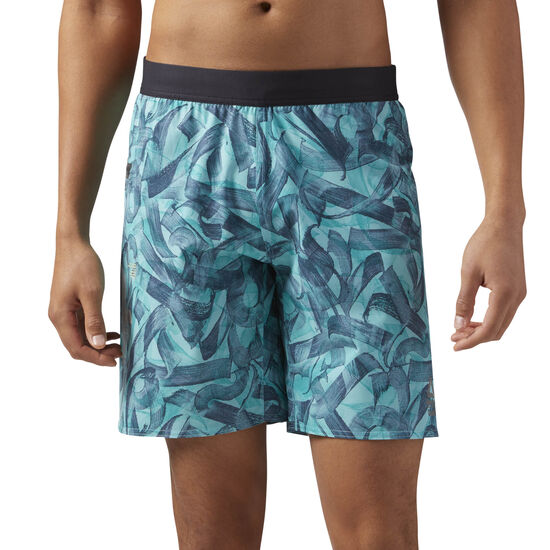 Reebok - Reebok CrossFit Speed Shorts Turquoise CD7601