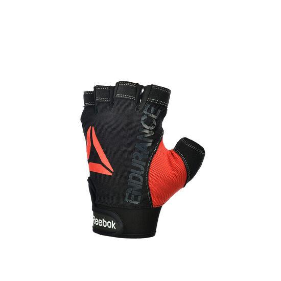 Reebok - Strength Glove - Grey S Black/Red B78744