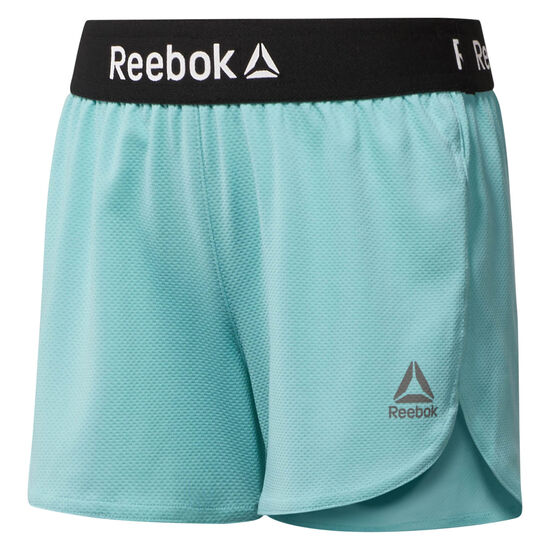 Reebok - Girl's Workout Ready Shorts Turquoise CG0304