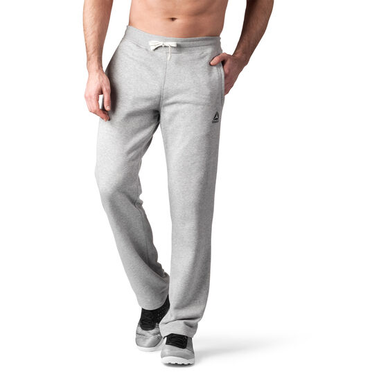 Reebok - French Terry Pant Medium Grey Heather BK5058