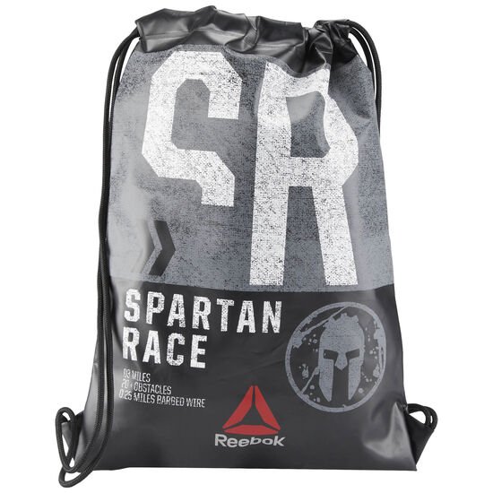 Reebok - Reebok Spartan Race Drawstring Bag Black BR9388