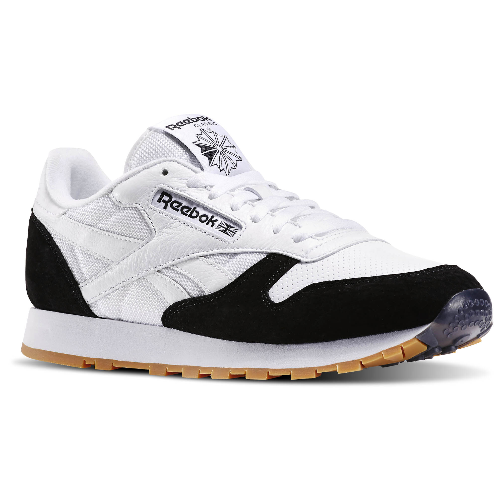 ca8f21b5c62 WASTE TO ENERGY. reebok cl white