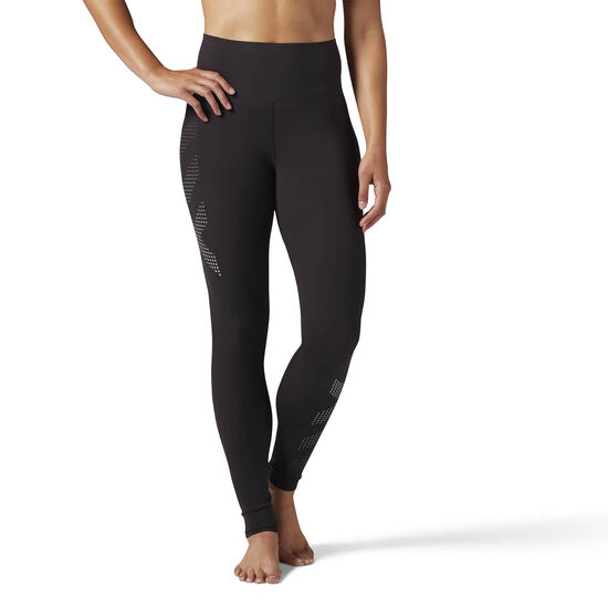 Reebok - Reflective Leggings Black BQ8242