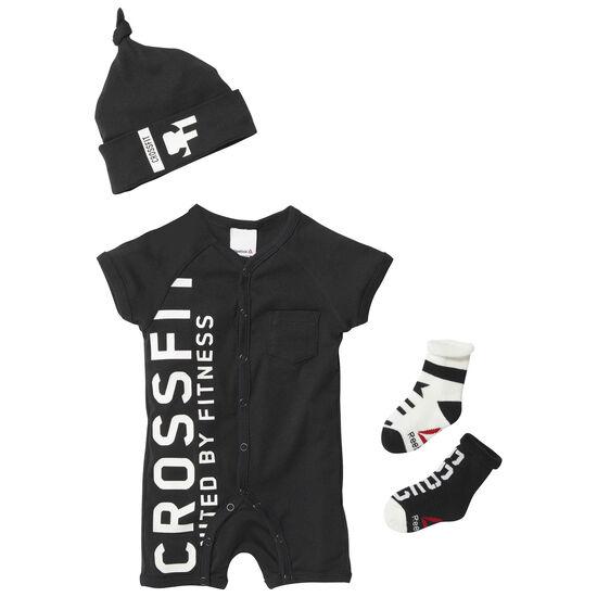 Reebok - Reebok CrossFit Infant Giftpack Black BR9072