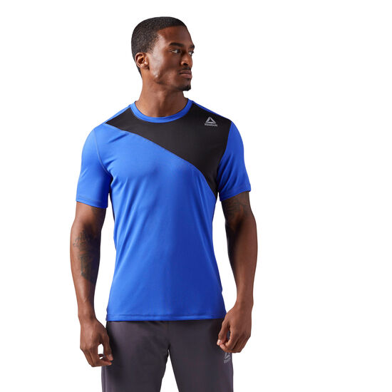 Reebok - Workout Ready Tech Tee Acid Blue CD5500