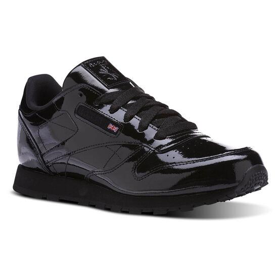 Reebok - Classic Leather Patent Black CN2061