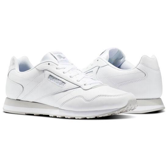 Reebok - Royal Glide LX White/Steel BS7990