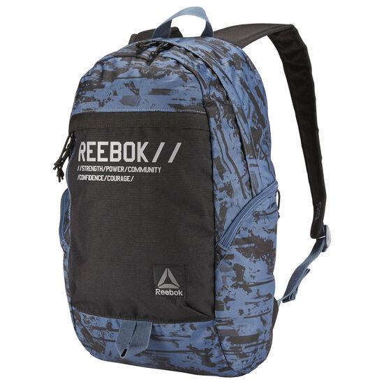 Reebok - Motion Workout Graphic Backpack Brave Blue BK6692