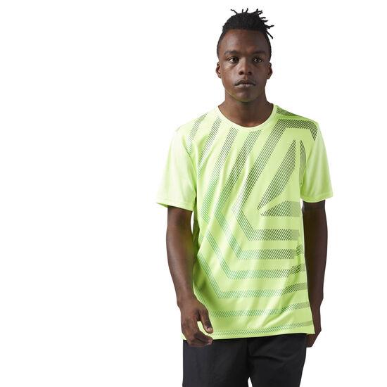 Reebok - Graphic Short Sleeve T-Shirt Electric Flash CE1296