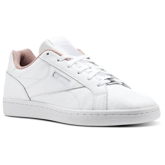 Reebok - Reebok Royal CMPLT CLN LX White/Chalk Pink/Silver Metallic CM9344